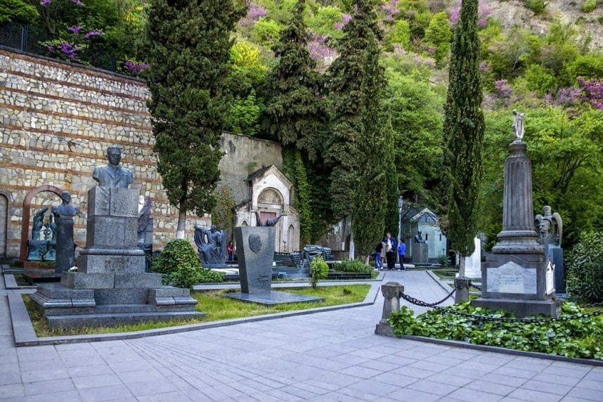Что посмотреть в Грузии за неделю, если вы остановились в Тбилиси