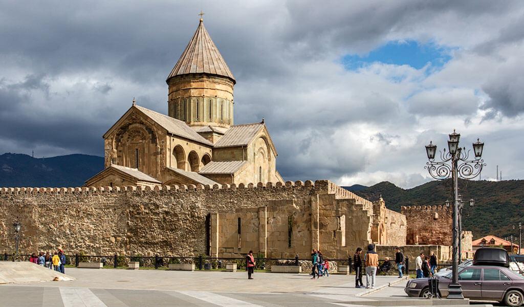 Светицховели - древняя святыня и духовный центр Грузии