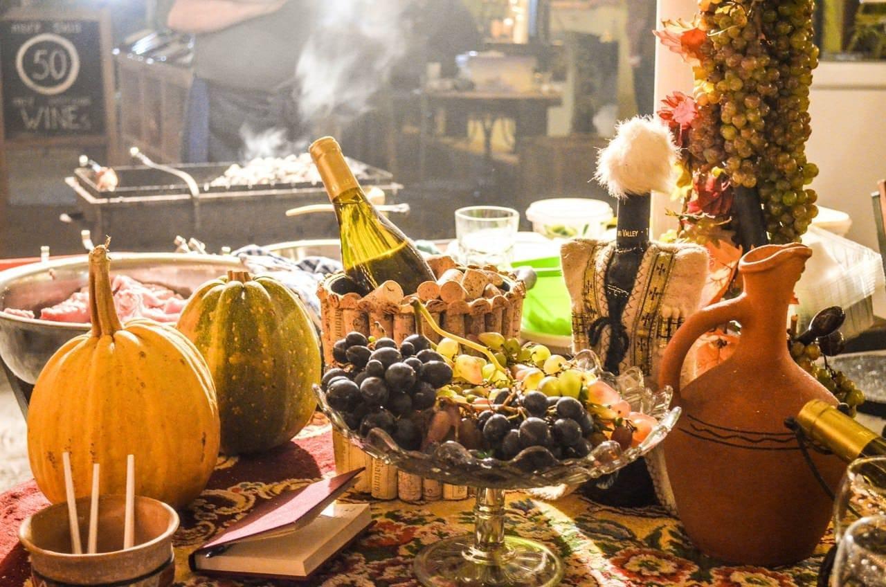 Что посмотреть в Грузии осенью