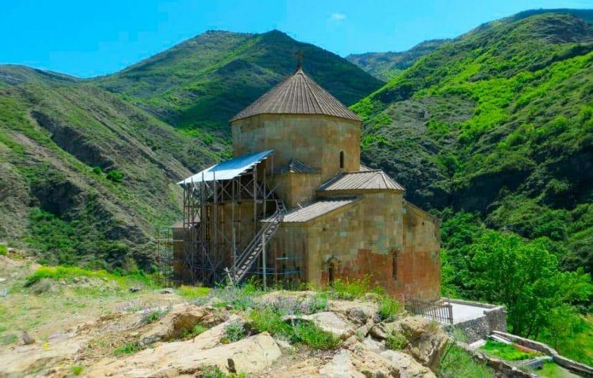 Экскурсии в Гори - Уплисцихе, Атени Сиони, Горисцихе
