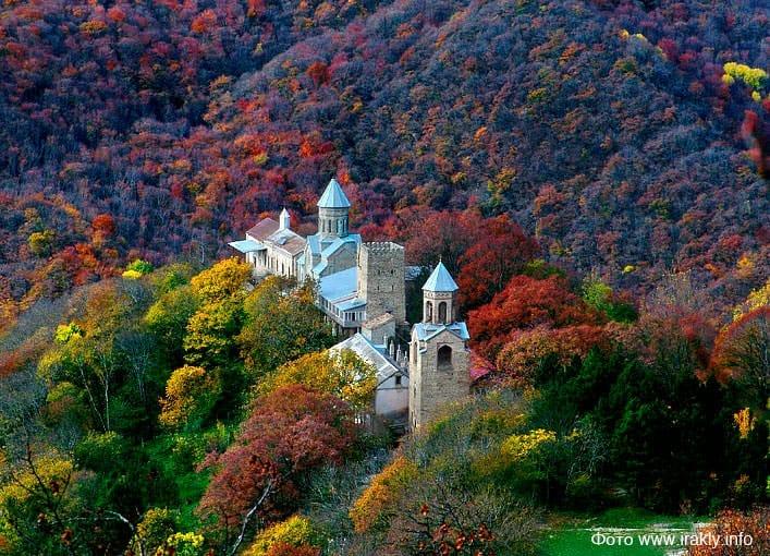 Окрестности Тбилиси