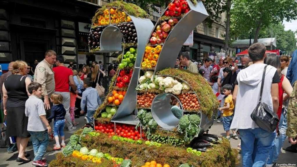 День независимости Грузии 2017: программа мероприятий в Тбилиси