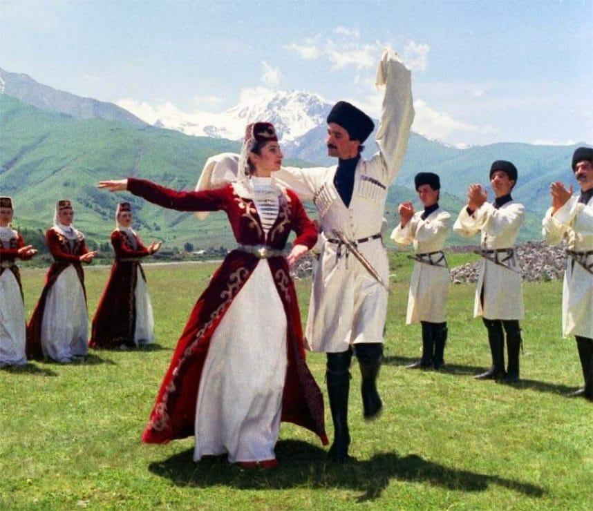 gruzinskie tancy