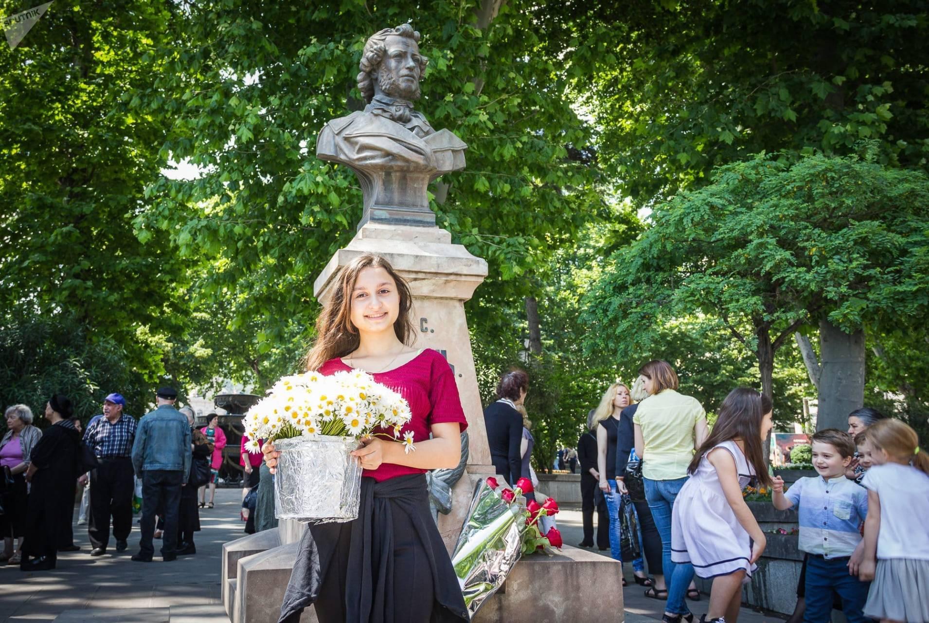 Пушкин и Тбилиси