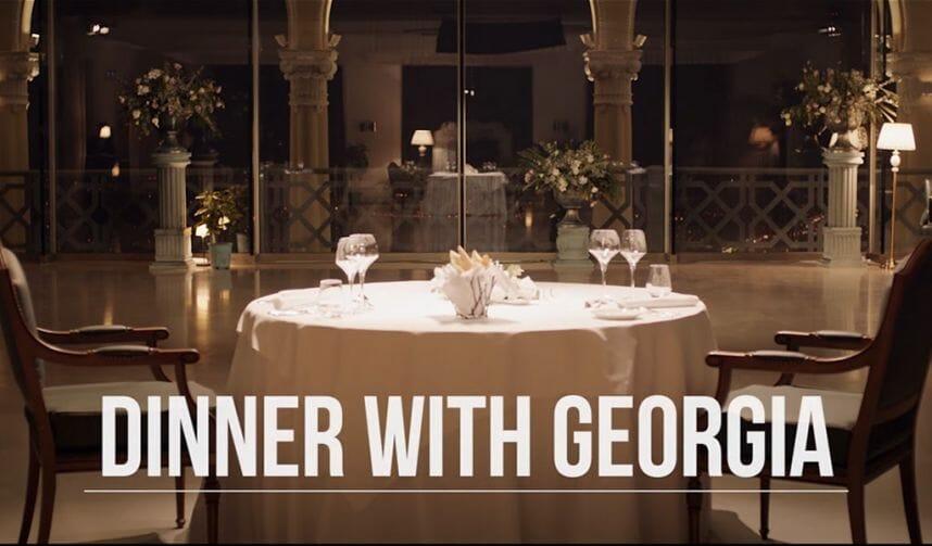 Обед с Грузией Джаспер