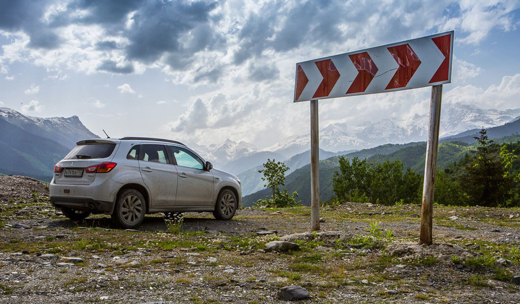 На автомобиле в Грузию: советы для путешественников