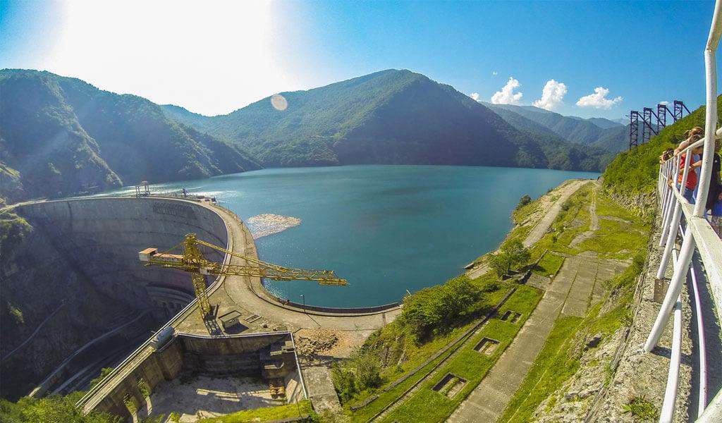 Туристическая зона на Ингури ГЭС может стать проектом мирового уровня