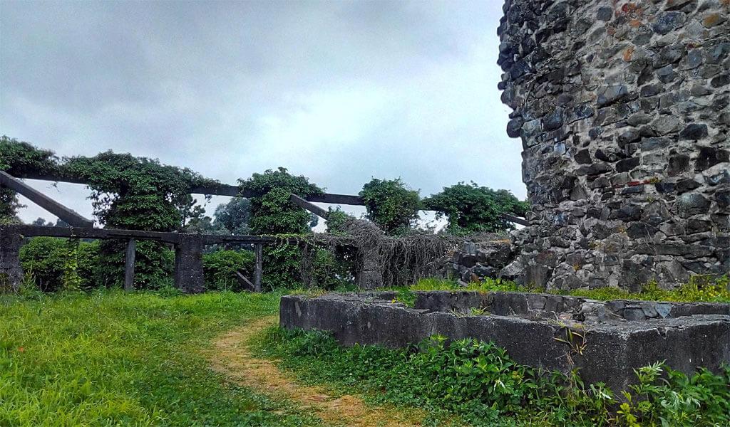 Крепость Петра - новый туристический маршрут в Аджарии