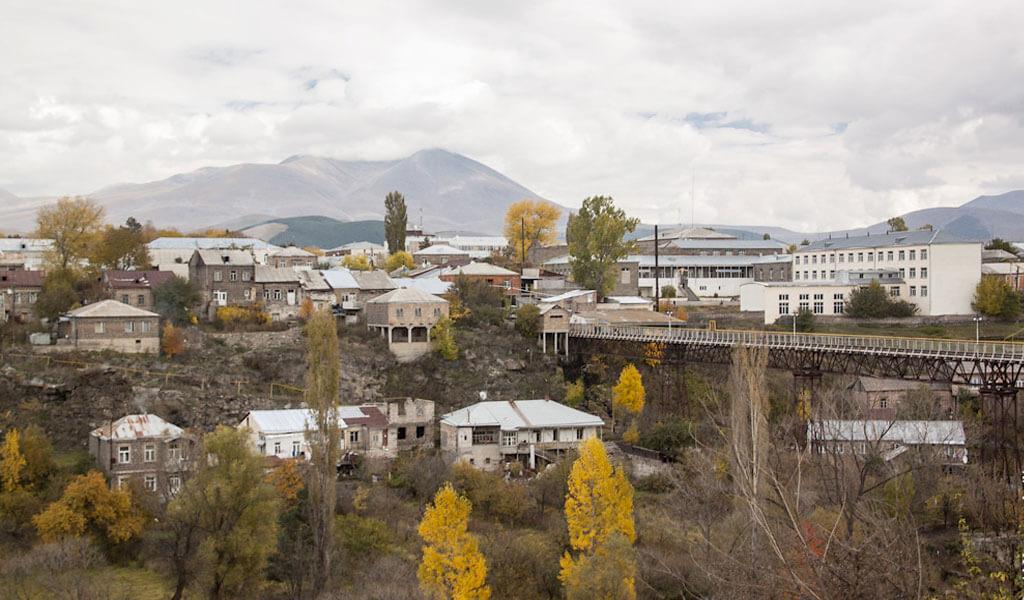 Ахалкалаки – «маленькая Армения» в Грузии