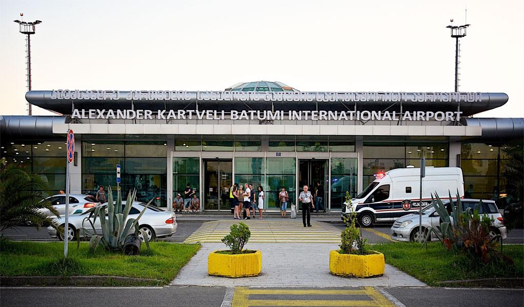 Международные аэропорты в Грузии: расположение, авиакомпании, пункты назначения