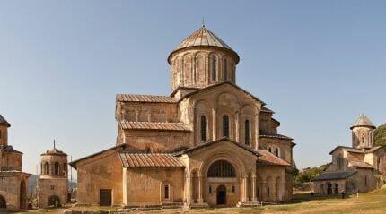 Святые места в Грузии – православные монастыри и храмы