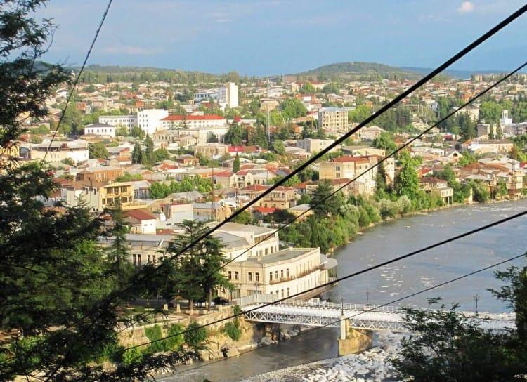 В Грузию из Перми