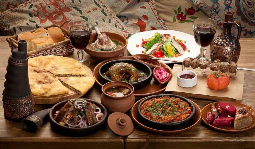 КухняГрузии