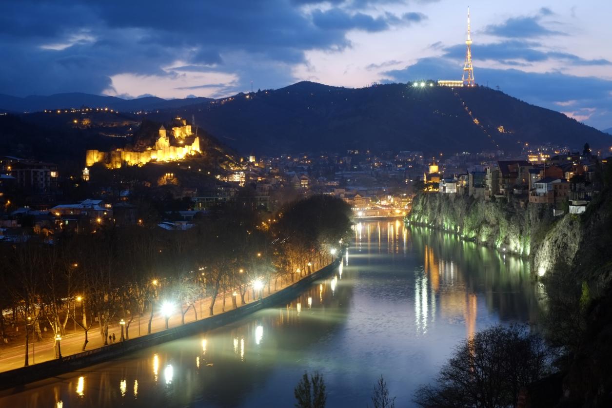 Горящие туры в Тбилиси