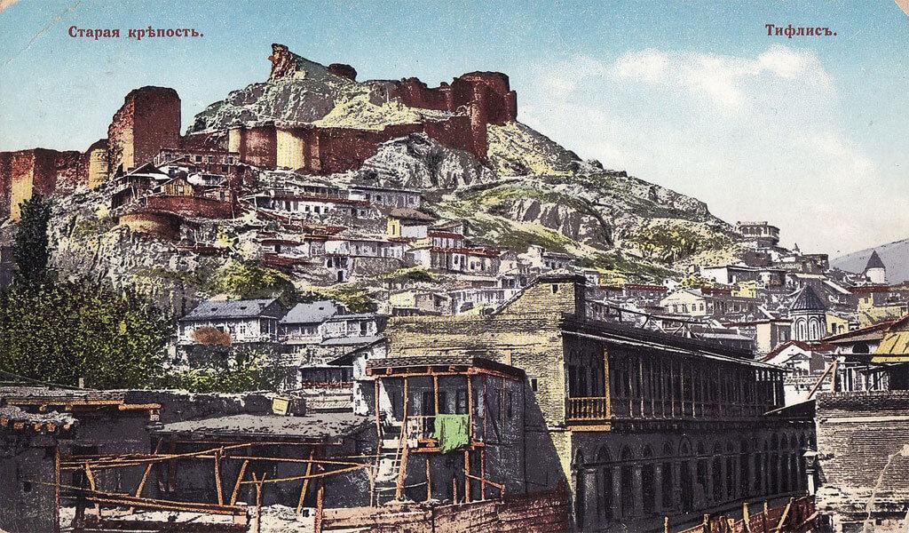 Старый добрый Тифлис