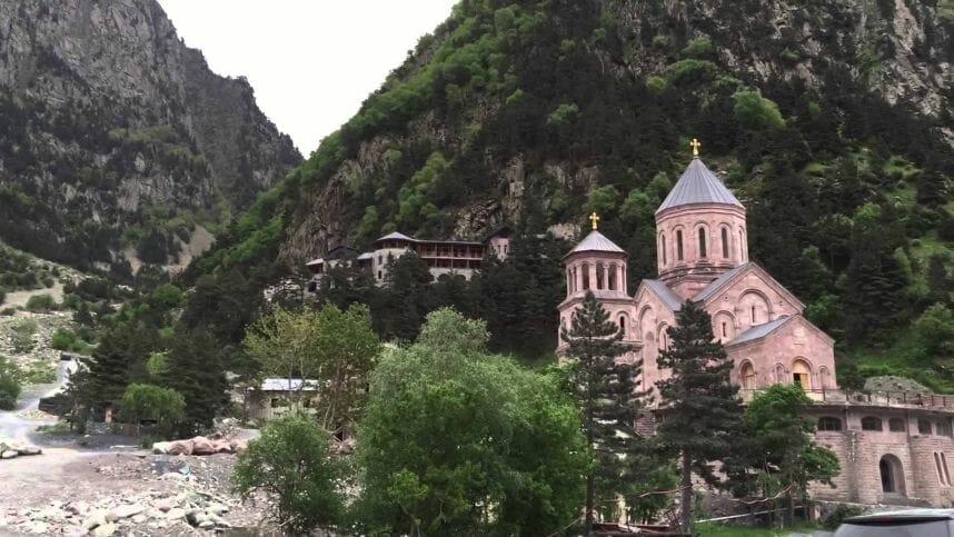 отдых в Грузию