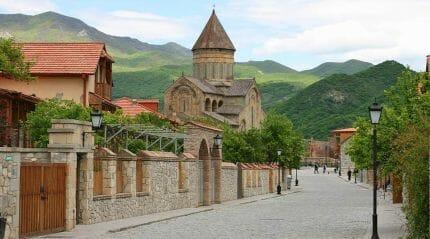 Из Москвы в Тбилиси