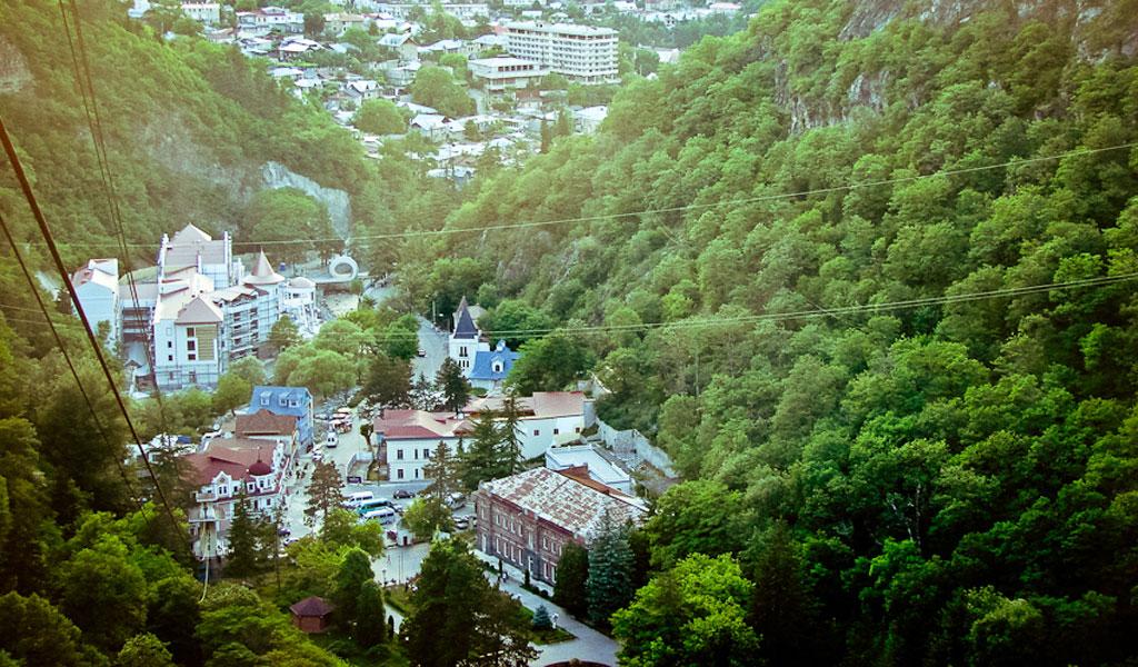 Боржоми – живая минеральная вода из Грузии