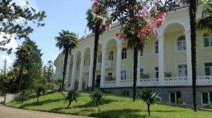 hotel tskaltubo spa resort in tskaltubo