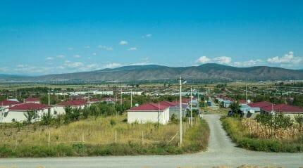 город Каспи Грузия