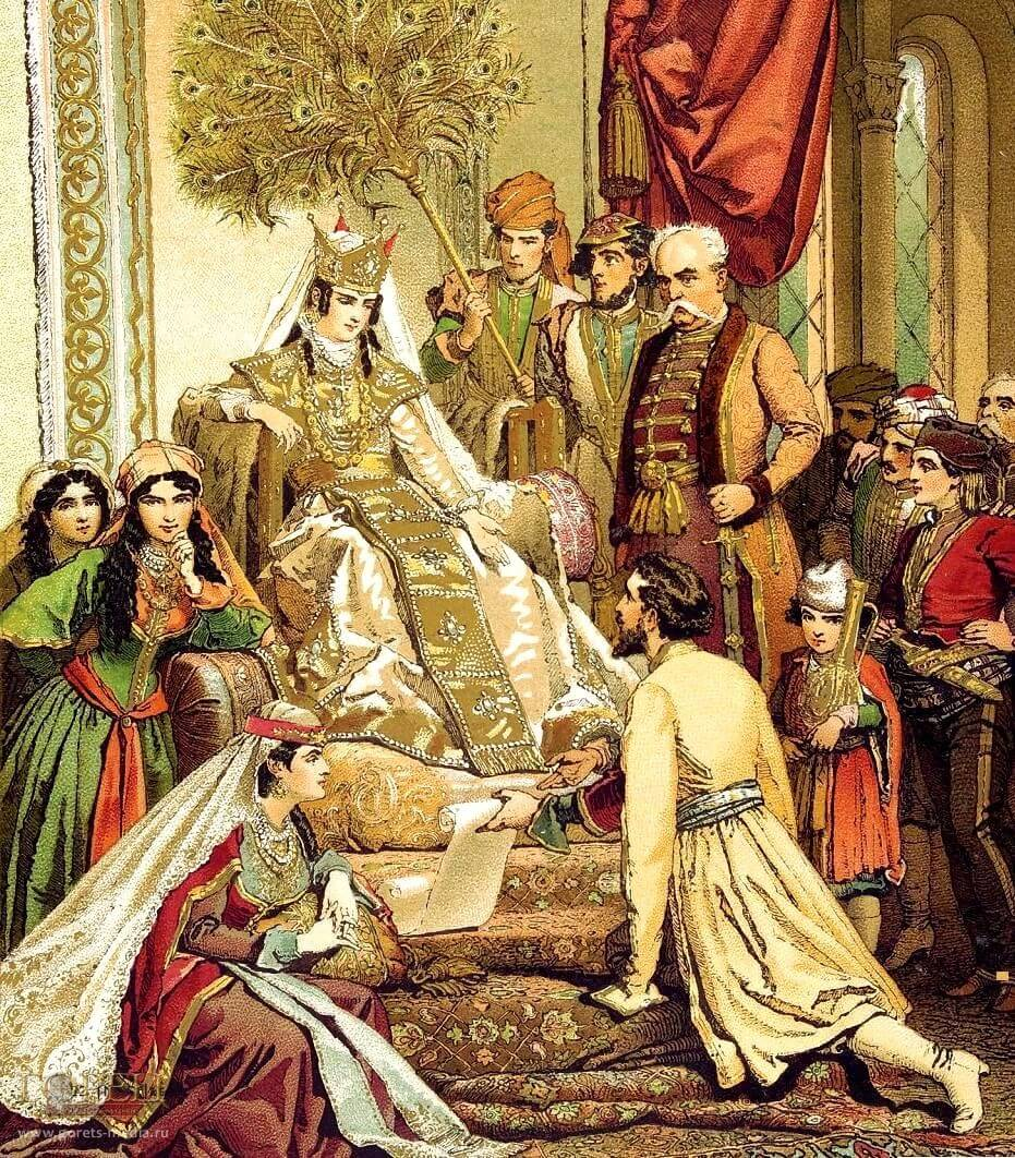 Царица Тамара – биография и славная история правления грузинской правительницы