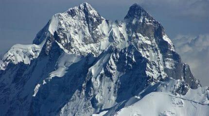 Гора Ушба вершина