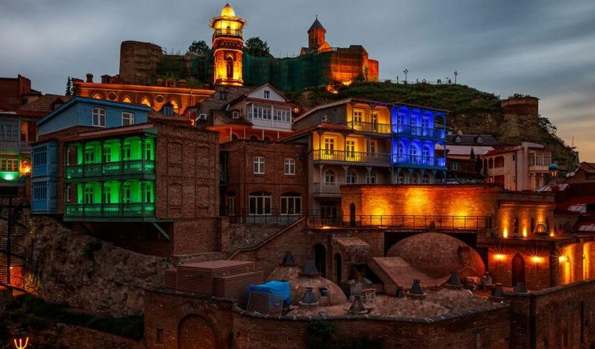 Бальнеологический курорт Тбилиси