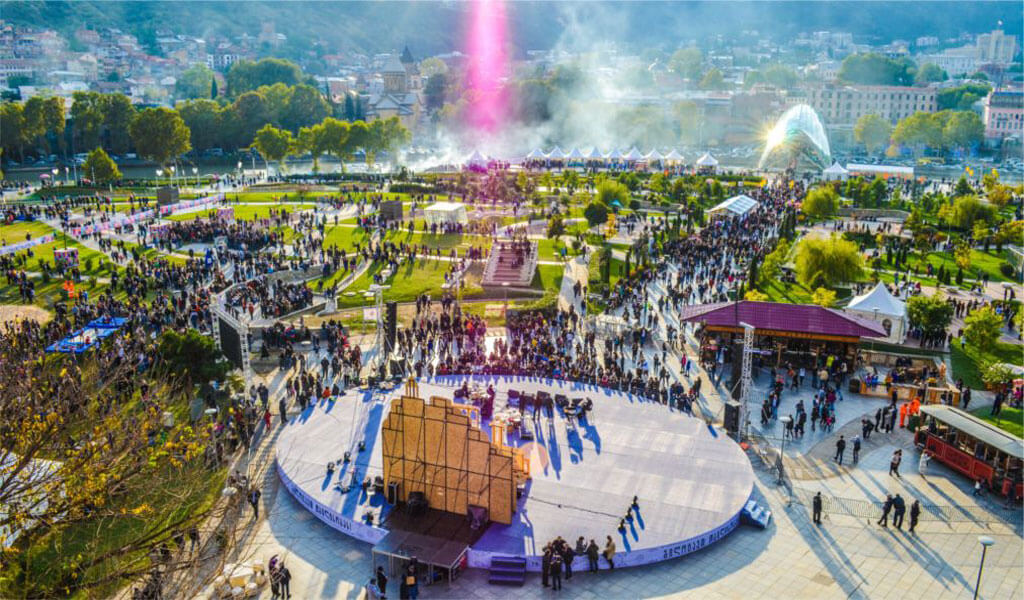 Тбилисоба – больше, чем день города