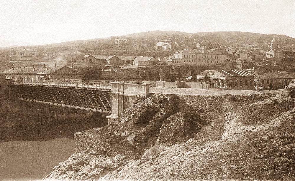 Тбилисские мосты: между прошлым и будущим