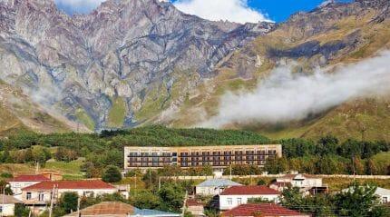 гостиница Rooms Hotel Kazbegi