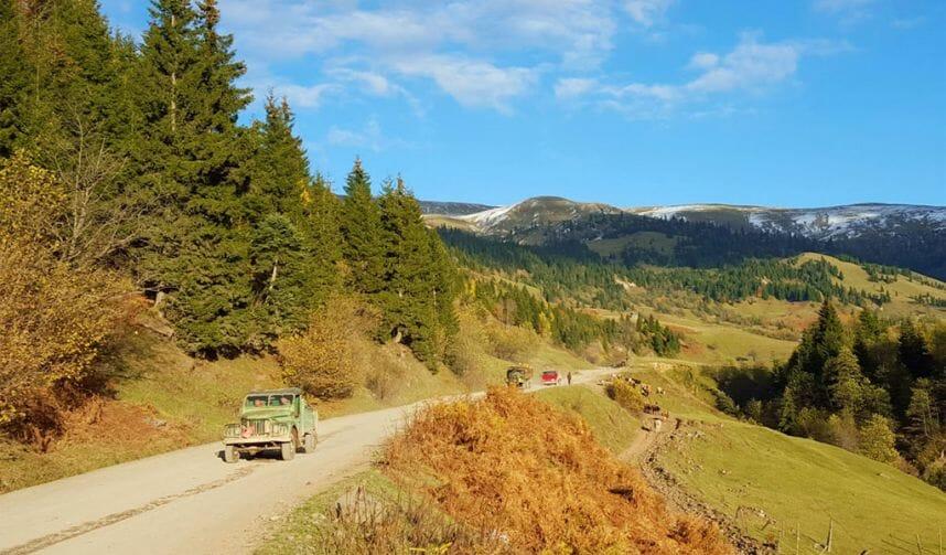 дорога из Тбилиси в Батуми