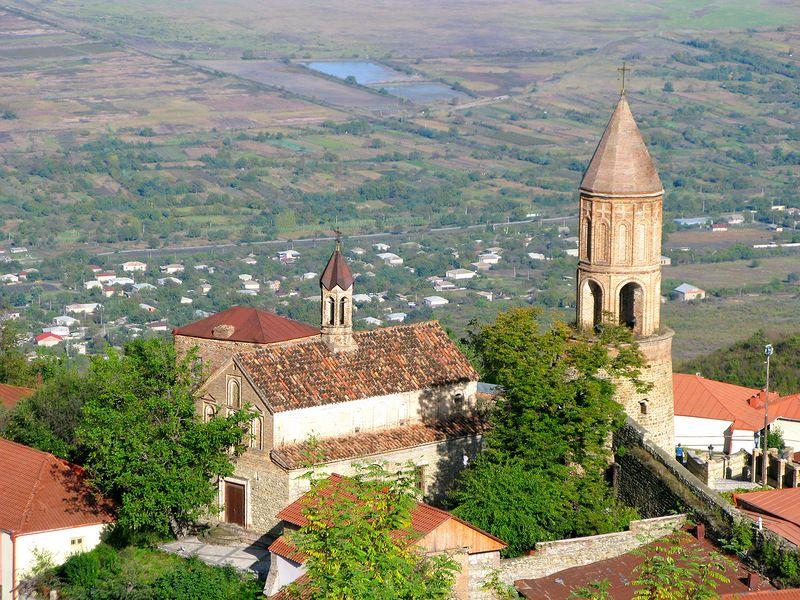 История Святой Нино - Просветительницы Грузии