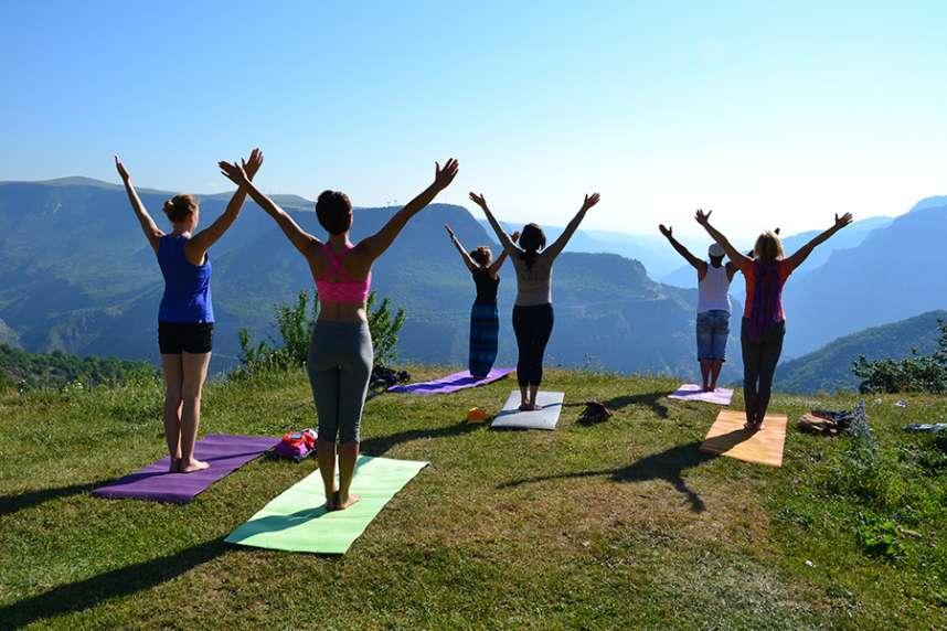 Фитнес туры в Грузию