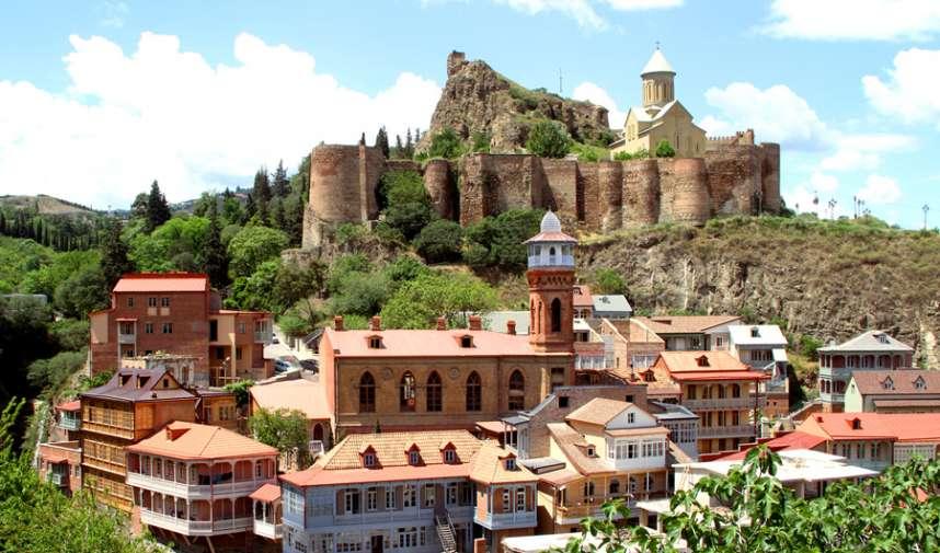 Туры по Грузии из Тбилиси