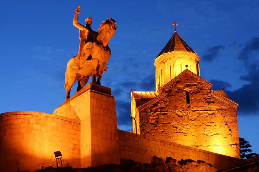 Экскурсионные туры по Грузии из Тбилиси