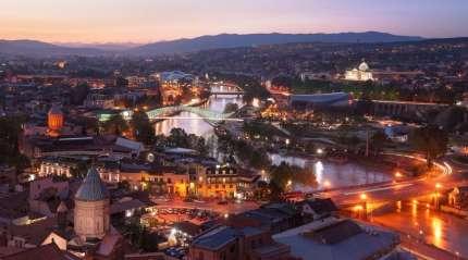 Автобусные туры по Грузии из Тбилиси