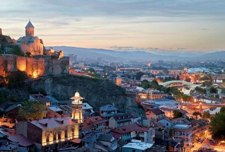 Туры в Грузию Тбилиси Батуми