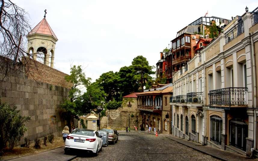 Туры в Грузию Тбилиси - Батуми
