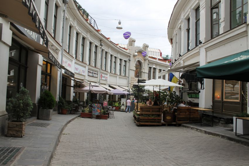 Туры в Грузию из Санкт-Петербурга