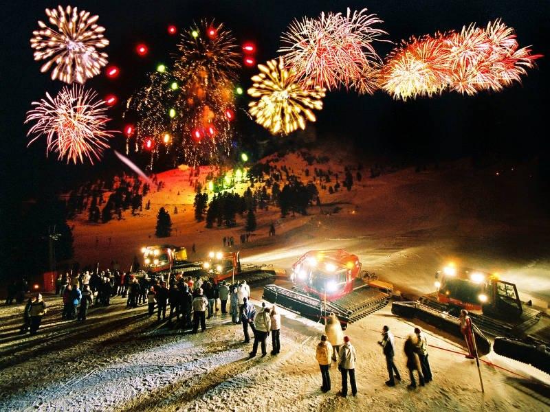 Новый год в горах Грузии