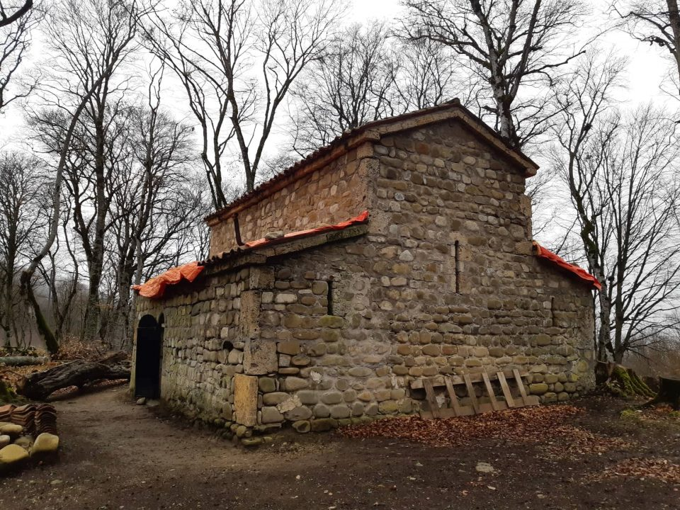 Шесть новых объектов объявлены памятниками культурного наследия Грузии