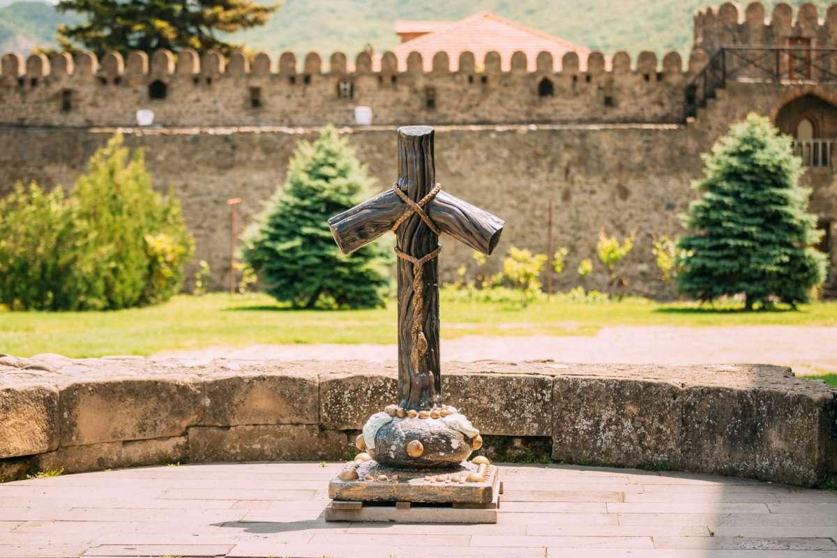Грузинский Крест или Крест святой Нино