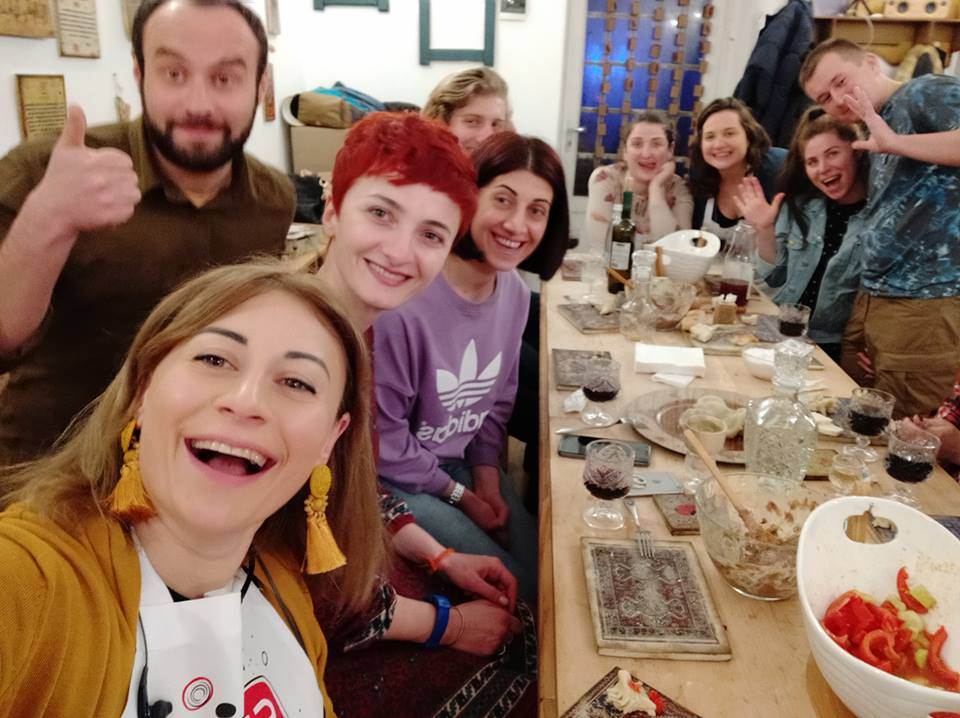 Первый в мире музей рецептов открылся в Тбилиси