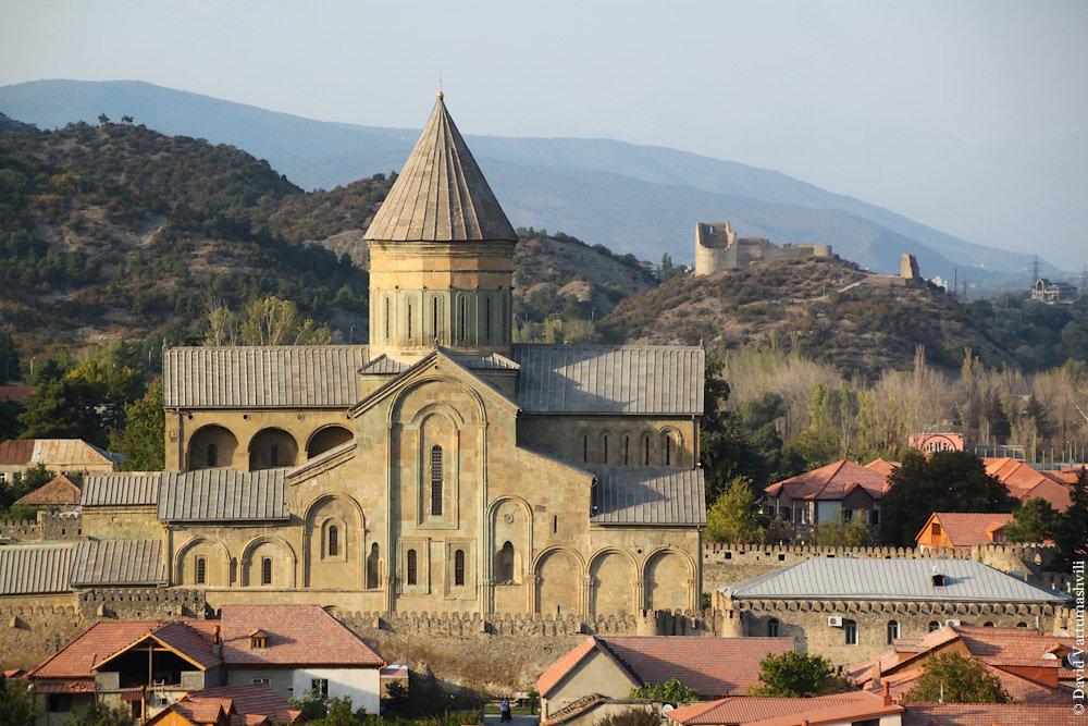 Мцхетоба-Светицховлоба - один из величайших праздников Грузии