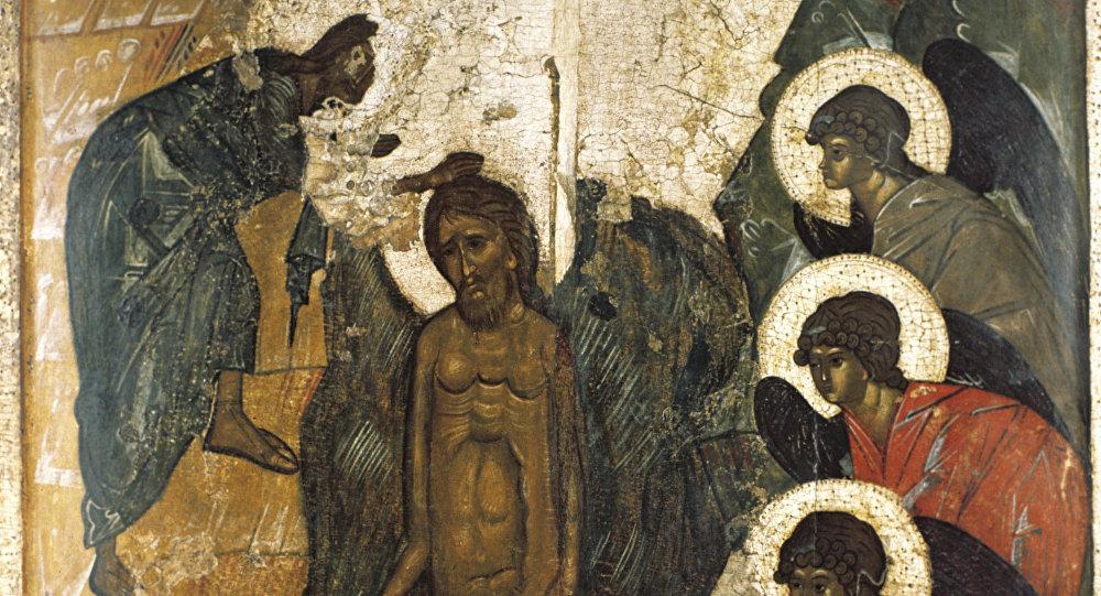 Крещение Господне: традиции праздника в Грузии