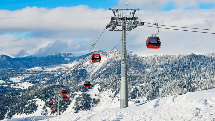 Лучше, чем Альпы: CNN рассказал о великолепных зимних курортах Грузии