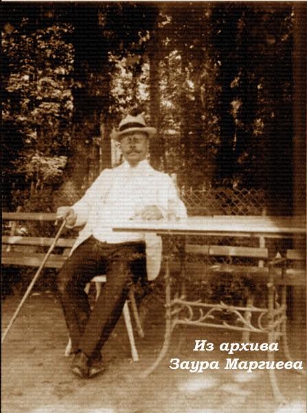 Михаил Дэ Альфонс - «отец Батумского бульвара»